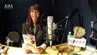 川手ゆき子のねむくなる話 第39回放送 宮本百合子著「秋風」/9月10月の公演を終えて